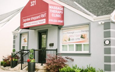 Bayview Sheppard RMT Marks a Decade for Dedicated Massage Therapy