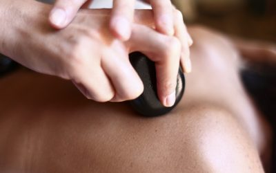 Hot Stone Massage – Warm Up!